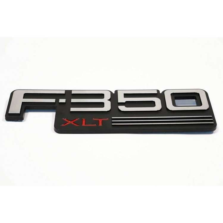 Complete Performance OBS F350 XLT Badge