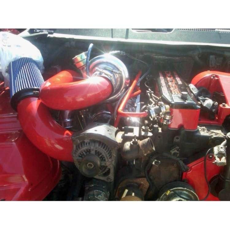 94-02 Dodge 5.9L Cummins Stainless Diesel 2Gen Twin Turbo Piping Kit