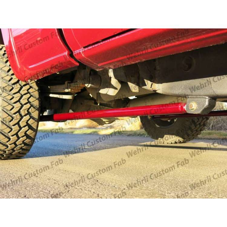 01-10 GM 6.6L Duramax WCFAB 60 In Traction Bar Kit