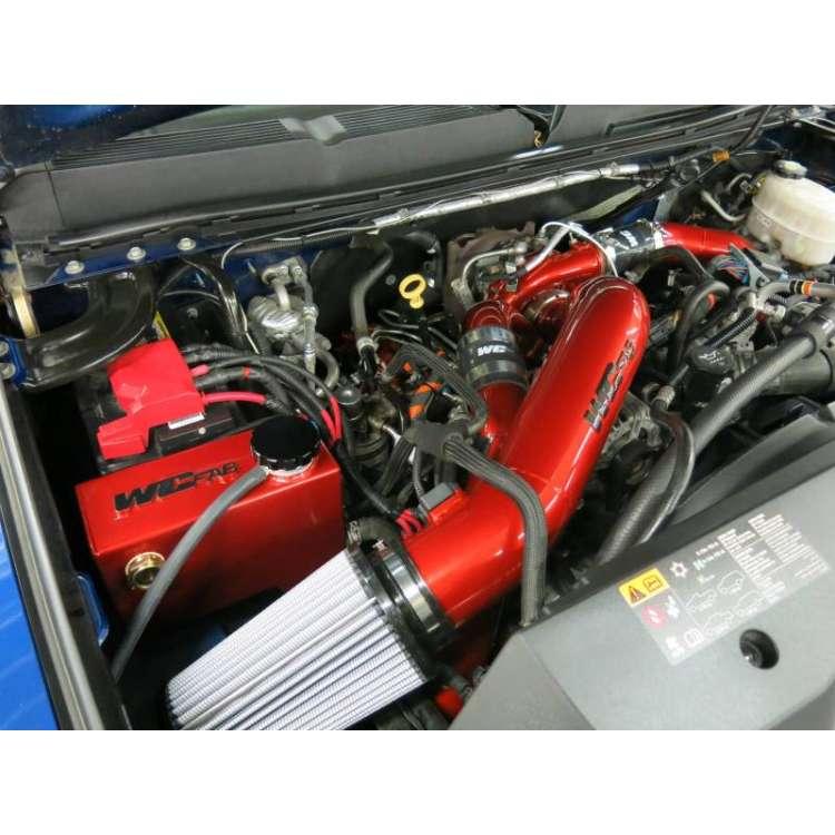 11-16 GM 6.6L LML Duramax WCFAB Y-Bridge Kit w/One-Piece Intake