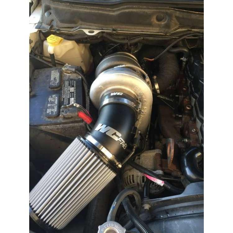 03-07 Ram 5.9L Cummins S400/Stock Twin Kit Turbo Install Kit