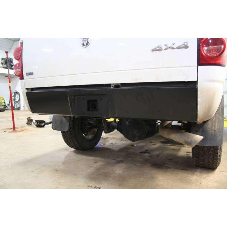 "03-18 Dodge Behind Roll Pan 2"" Receiver"