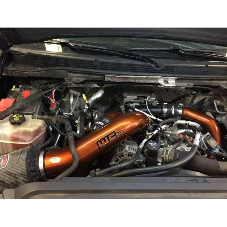 11-16 LML Duramax WCFAB 4 In S300 Style Stock Turbo Intake