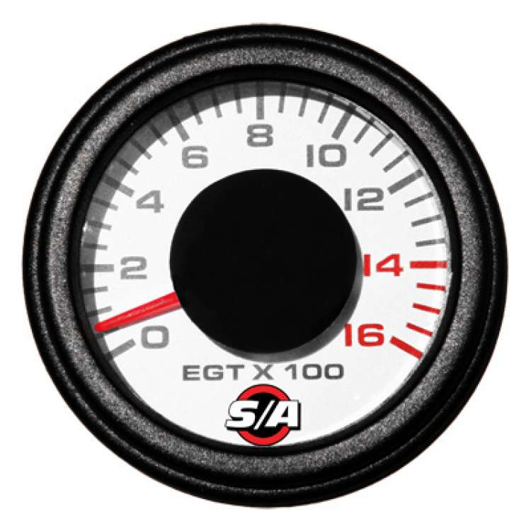 Source Automotive Dodge Gauge Package Pyrometer/Trans Temp/Boost Gauge