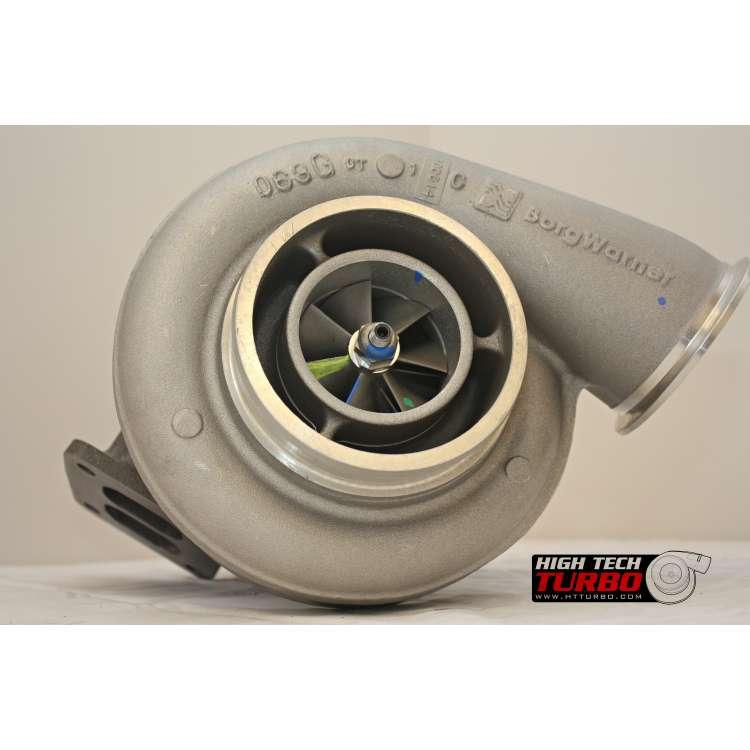 HTT S472 T4 Flange 83mm Turbine Turbo