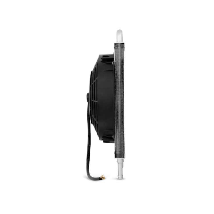 Mishimoto Heavy-Duty Transmission Cooler w/8 In Electric Fan