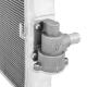 11-16 Ford 6.7L Powerstroke Mishimoto Aluminum Secondary Radiator