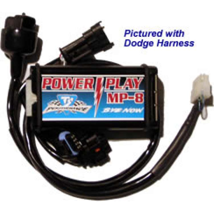 TS MP-8 2004.5-05 Chevy 6.6L Chevy LLY Duramax Power Module