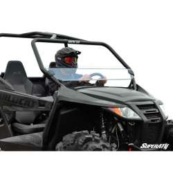 2014+ Arctic Cat Wildcat Trail Half Windshield