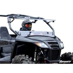 2014+ Arctic Cat Wildcat Trail Scratch Resistant Flip Windshield