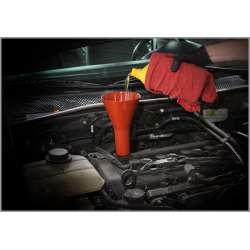 Ford Powerstroke Diesel Mess Free Oil Funnel