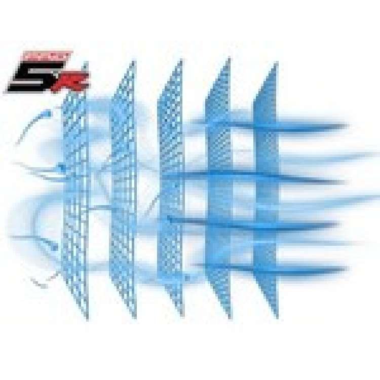 03-12 Dodge 5.9/6.7L Cummins AFE Direct Fit Air Filter PRO 5R