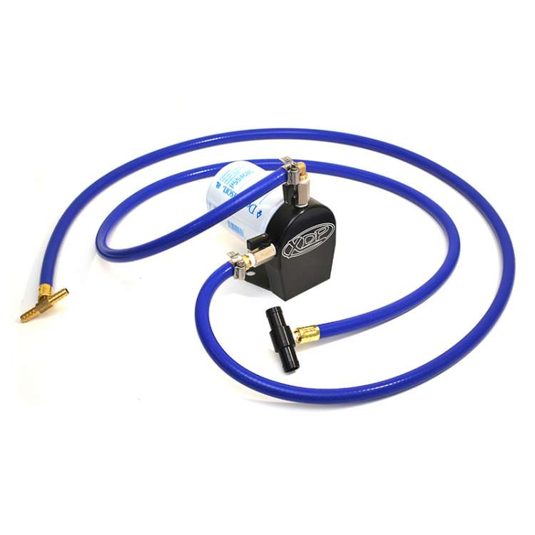 08-10 6.4L Ford Powerstroke XDP Coolant Filtration System