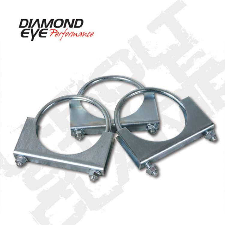 Diamond Eye 5 In Muffler/Saddle Clamp