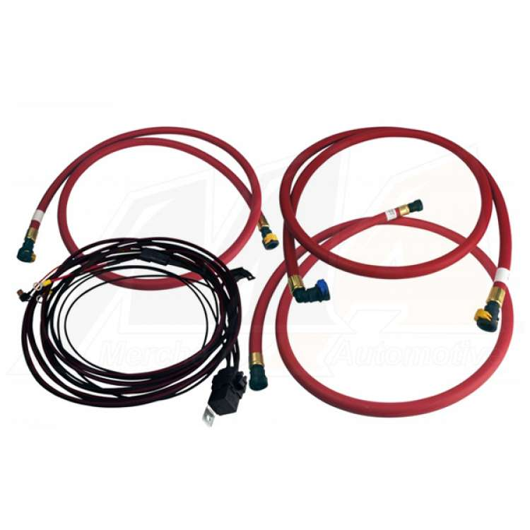 01-10 GM 6.6L Duramax Aeromotive Lift Pump Hose and Wiring Kit