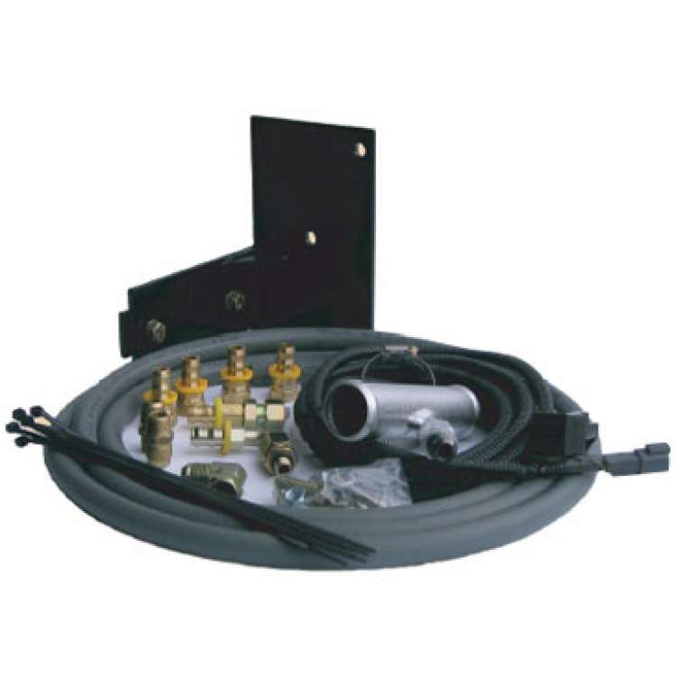 98.5-04 Dodge 5.9L Cummins Diesel 100GPH Airdog Fuel Filter/Pump System