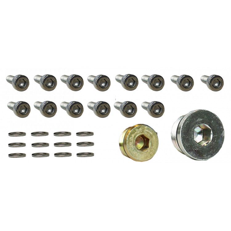 01-15 GM AAM 11.5 In 14 Bolt BD Cast to Cool Differential Cover