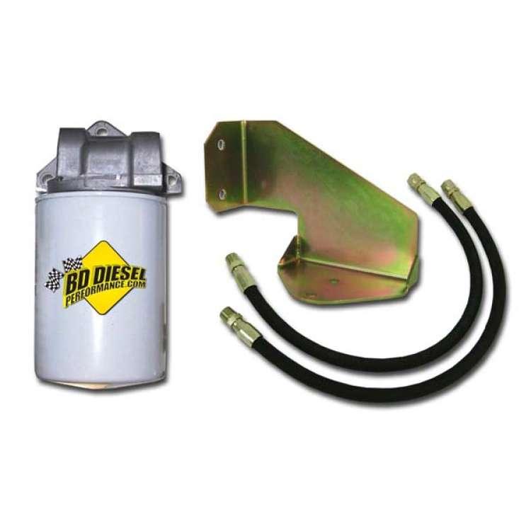 BD Inline Transmission Filter Kit 94-07 Dodge 5.9L Cummins Diesel 47RH/47RE/48RE