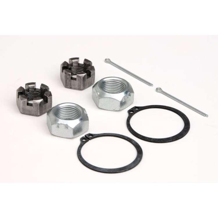 92-10 Ford F250-F550 Dynatrac 2 Upper/2 Lower Ball Joint Kit