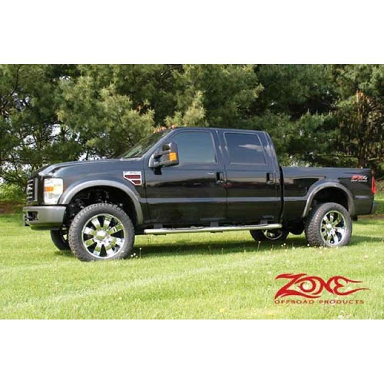 05-12 Ford Super Duty 4WD Zone Products 2 In Leveling Kit