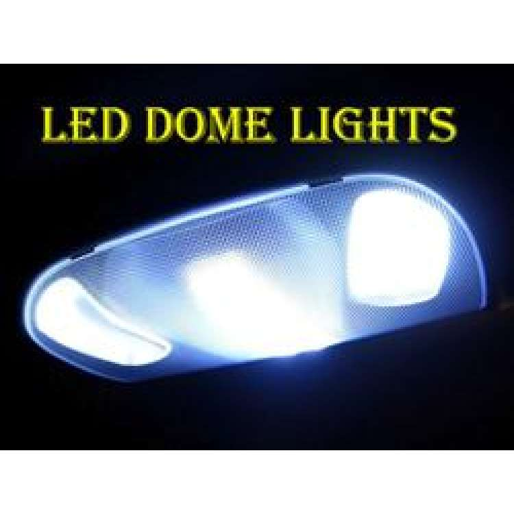 Dodge RAM 02-08 1500/2500/3500 Trucks LED Dome Light Bulbs