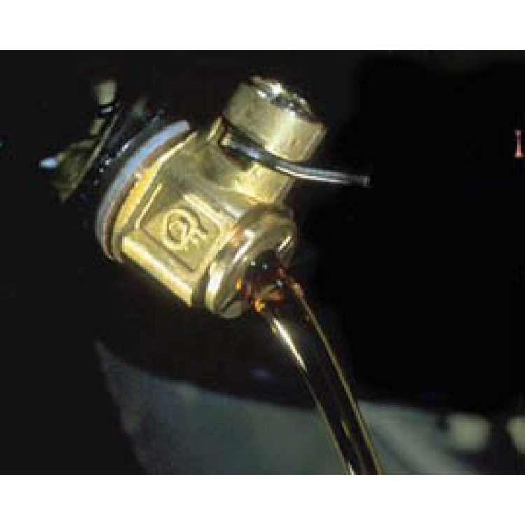 Fumoto Oil Drain Valve 95-2007 Ford 7.3L & 6.0L Powerstroke Diesel