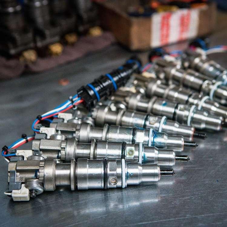 6.0L Powerstroke Holders Stage 2 175CC Premium Injectors