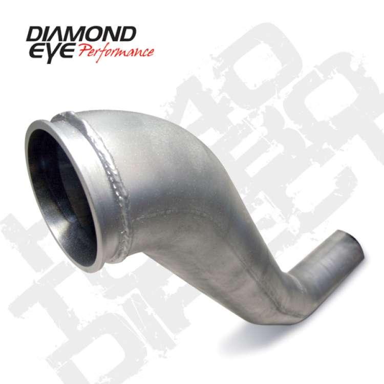 94-02 Dodge 5.9L Cummins HX40 Diamond Eye Turbo Down Pipe