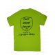 Safety Yellow Pure Diesel Power T-Shirt