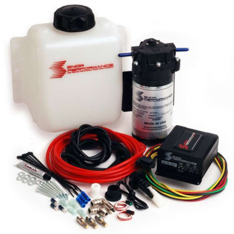 Snow Performance Gas Stage 2 Boost Cooler/Water Injection Kit