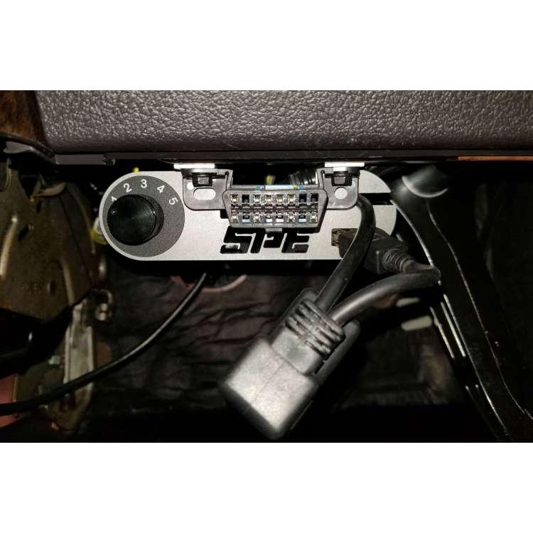 99-16 Ford Powerstroke SPE 5-Position EZ-Lynk Switch Bracket