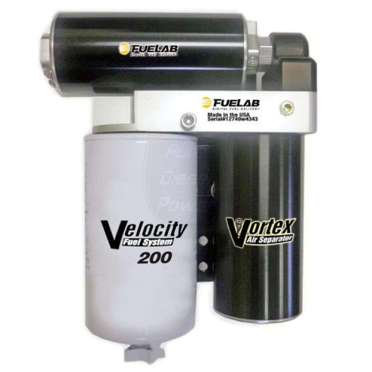 98.5-10 Dodge 5.9/6.7L Cummins Velocity Fuel System 18PSI-200GPH