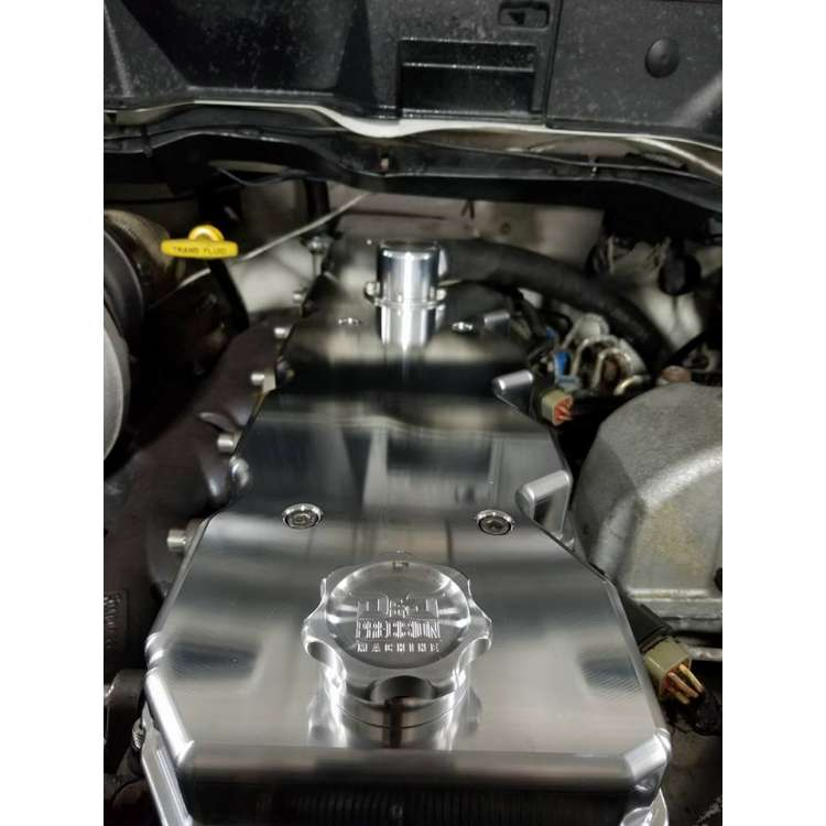 03-05 Dodge 5.9L Cummins D&J Billet Valve Cover