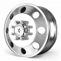 94-11 Dodge 3500 Dually American Force 19.5 In Classic Aluminum Wheels