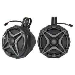 Polaris RZR Pro XP Cage Mounted 6.5 Inch Speaker Pair w/Ride Command