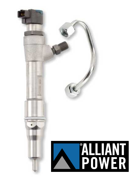 08-10 Ford 6.4L Powerstroke Alliant Power New Piezo Injector