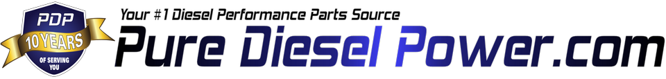 Pure Diesel Power, your number 1 diesel performance parts source!